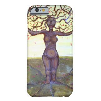 """Het """"wortel geschoten"""" Art. van de Fantasie van de Barely There iPhone 6 Hoesje"""