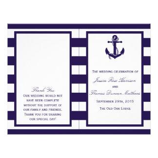 Het zeevaartCollectie van het Huwelijk van de Flyer 21,6 X 27,9 Cm