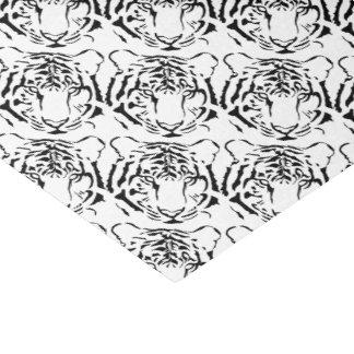 Het zwart-witte Papieren zakdoekje van het Tissuepapier
