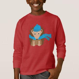 Hetty le T-shirt de hérisson
