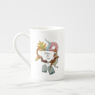 heure pour le thé mug