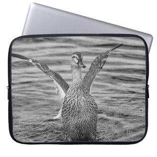 Heure pour un bain housse pour ordinateur portable