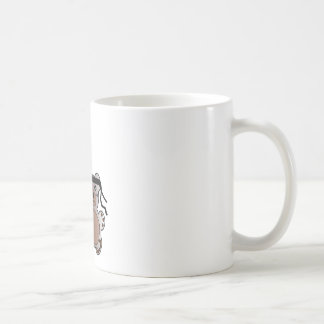 Heureux mais triste mug