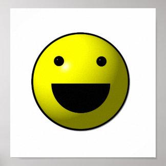 heureux poster