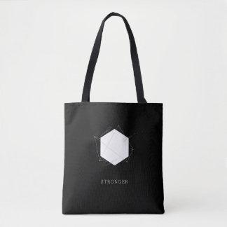 Hexagone - des sacs fourre-tout plus forts