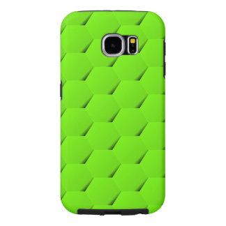 Hexagone vert