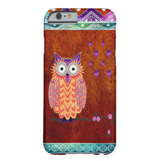 Hibou aztèque coque barely there iPhone 6