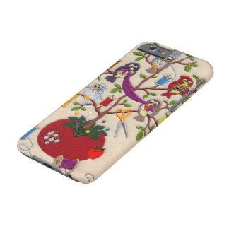 hibou coque iPhone 6 barely there