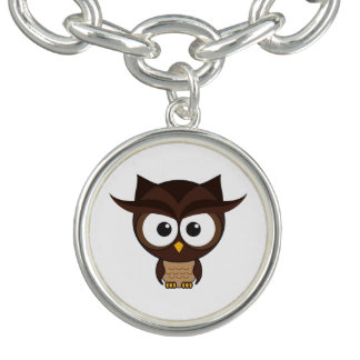 Hibou de Brown Bracelet