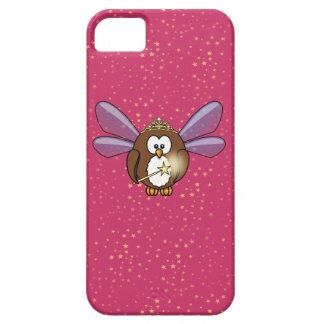 hibou de faery étuis iPhone 5