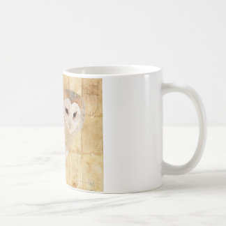 Hibou de grange mug