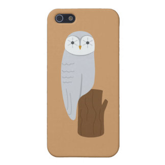 Hibou iPhone 5 Case