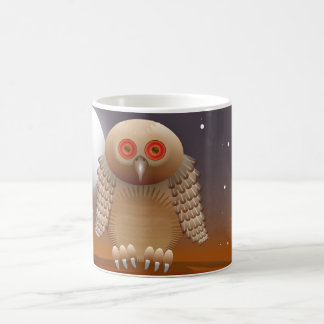 hibou mug magic