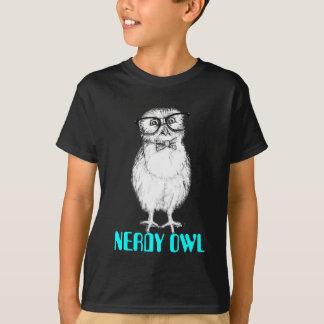 Hibou ringard t-shirt