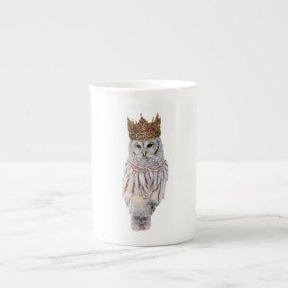 Hibou royal #1 mug