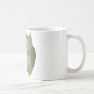Hibou triste mug