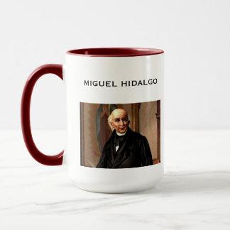 Hidalgo de Miguel de tasse du Mexique