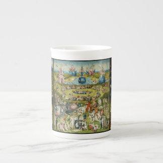 Hieronymus Bosch - le jardin des plaisirs terrestr Mug Porcelaine Anglaise
