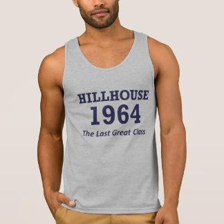 Hillhouse des hommes de 'chemise 64 gars durs