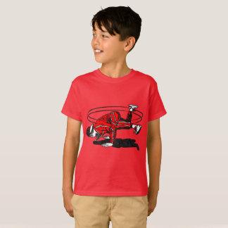 Hip hop Breakdancer de vieille école T-shirt
