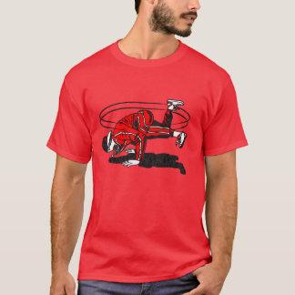 hip hop Breakdancer d'école des années 1980 T-shirt