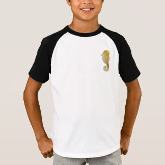 Hippocampe d'or t-shirt