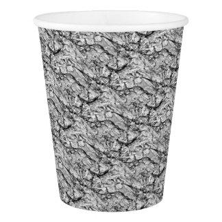 hipster effect texture gobelets en papier