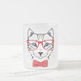 Hipstercat-Tasse Tasse Givré