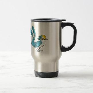 Hirondelle reptile mug de voyage