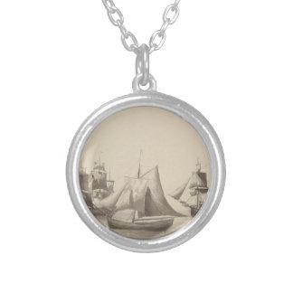 Histoire américaine - navigation de Halifax Collier