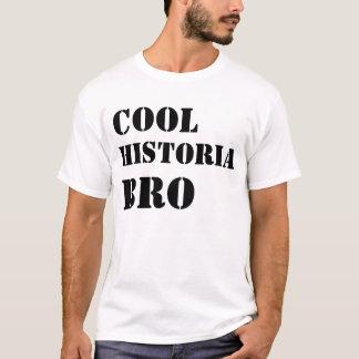 HISTOIRE FRAÎCHE BRO dans le Suédois T-shirt