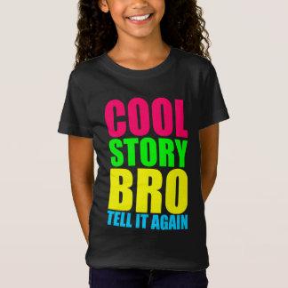 Histoire fraîche Bro de néon T-Shirt
