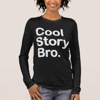 Histoire fraîche Bro. T-shirt À Manches Longues
