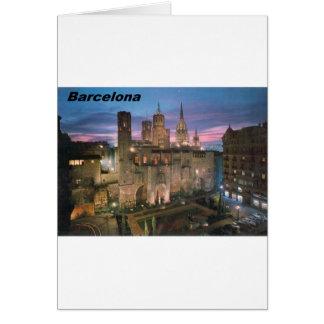 historia --Barcelone--banlieue--gotico Angie Carte