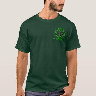 Hiver dans la chemise de tropiques t-shirt