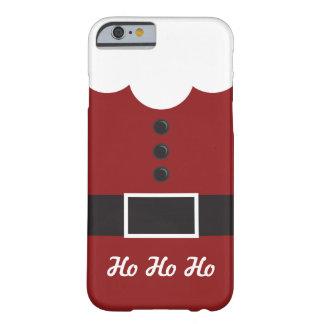 Ho Ho Ho cas de l'iPhone 6 de Noël de costume de P Coque iPhone 6 Barely There
