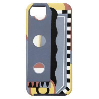 Hoesje van de Telefoon van de Kunst van het art de Case-Mate iPhone 5 Hoesje