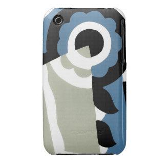 Hoesje van de Telefoon van de Kunst van het art de iPhone 3 Case