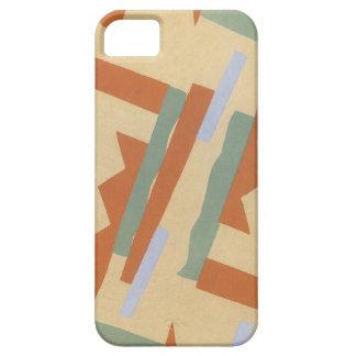 Hoesje van de Telefoon van de Kunst van het art de iPhone 5 Case-Mate Hoesje