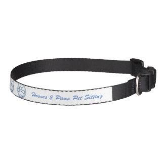 Hoeven 2 de Halsband van Poten Huisdier Halsbandje
