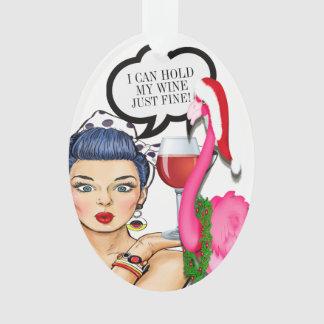 #holidayZ d'ornement d'art de bruit de vin de