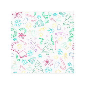 Holidoodles Toile