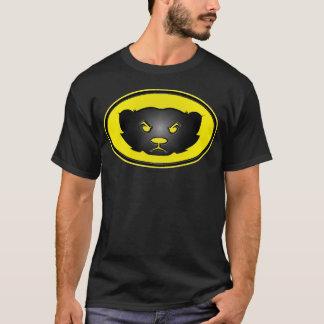 HOMME de BLAIREAU de MIEL la chemise d'édition de T-shirt
