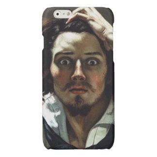 Homme désespéré par Gustave Courbet