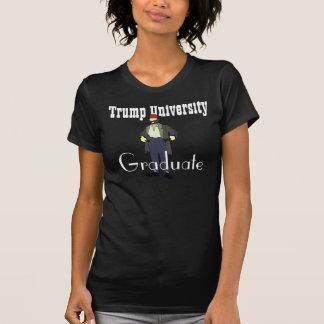 """Homme drôle """"de diplômé d'université d'atout t-shirt"""