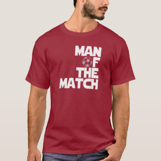 homme du match t-shirt