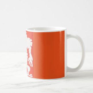 Homme négatif mug