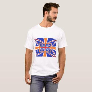 Hommes de T-shirt d'Union Jack