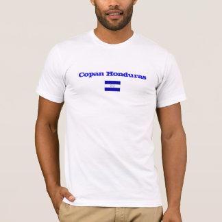 Honduras_flag, Copan Honduras T-shirt