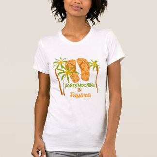 Honeymooning Jamaïque T-shirt